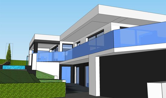 Planung Sanierung zur Plus-Energie-Villa - Planung - ecomfort